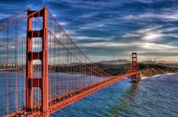 1937. május 27-én avatták fel a Golden Gate hidat