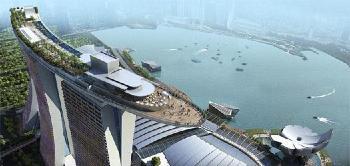 2010. június 24-én nyitották meg a szingapúri SkyParkot