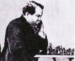 1900. augusztus 12-én halt meg Wilhelm Steinitz