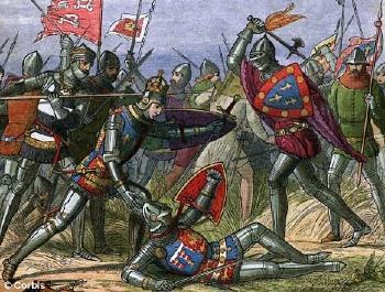 1415. október 25-e a azincourti csata napja