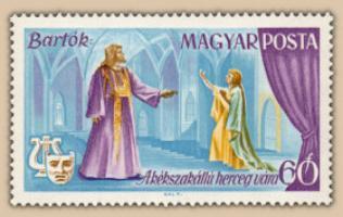 1918. május 24-e A kékszakállú herceg vára című opera bemutatója