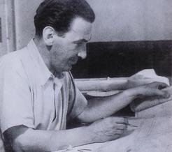 1906. október 29-én született Weiner Tibor, a város első főépítésze