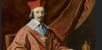 1642. december 4-én halt meg Richelieu bíboros
