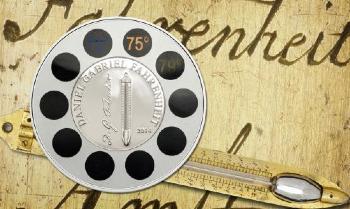 1686. május 24-én született Daniel Gabriel Fahrenheit