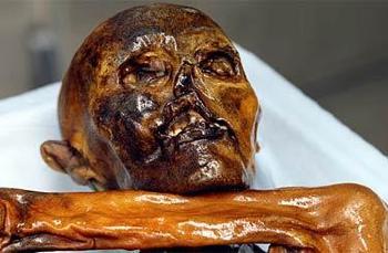 1991. szeptember 19-én találták meg Ötzit