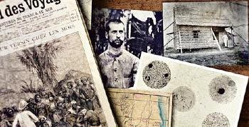 1863. szeptember 22-én született Alexandre Yersin