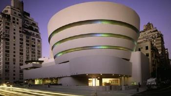 1959. október 21-én nyitották meg a Guggenheim Múzeumot