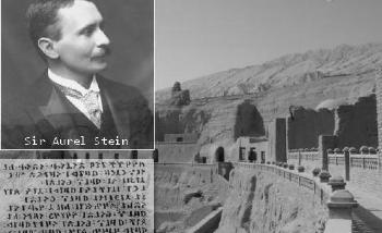 1943. október 28-án halt meg Stein Aurél