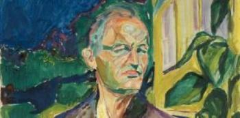 1944. január 23-án halt meg Edvard Munch