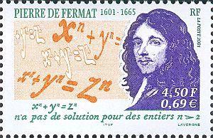 1601. augusztus 17-én született Pierre de Fermat