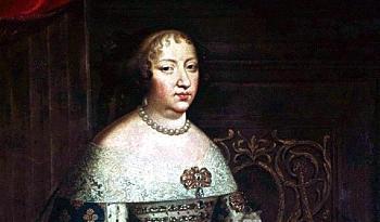 1601. szeptember 22-én született Ausztriai Anna